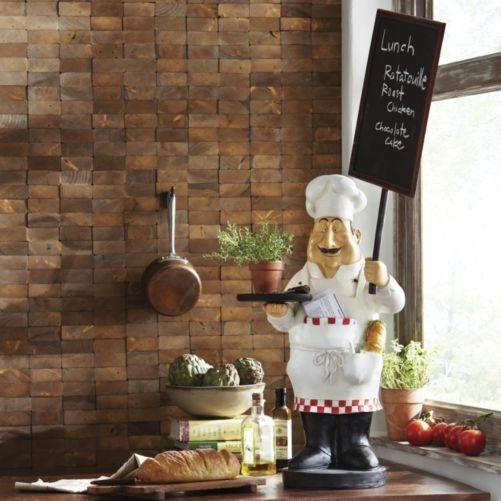 17 best images about chef decor in kitchen on pinterest - Chef kitchen decor ...