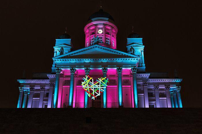Helsinki Lux- festival january 2016