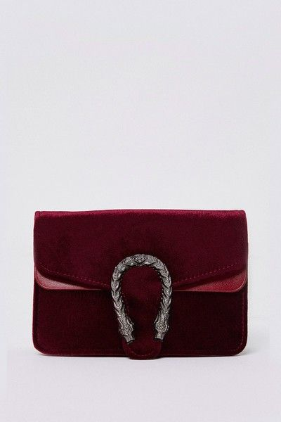 551cf937704 Lisa Red Velvet Mini Bag  Gucci Dionysus Dupe