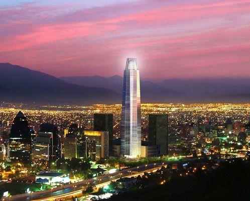 SANTIAGO | Costanera Center | 300m | 984ft