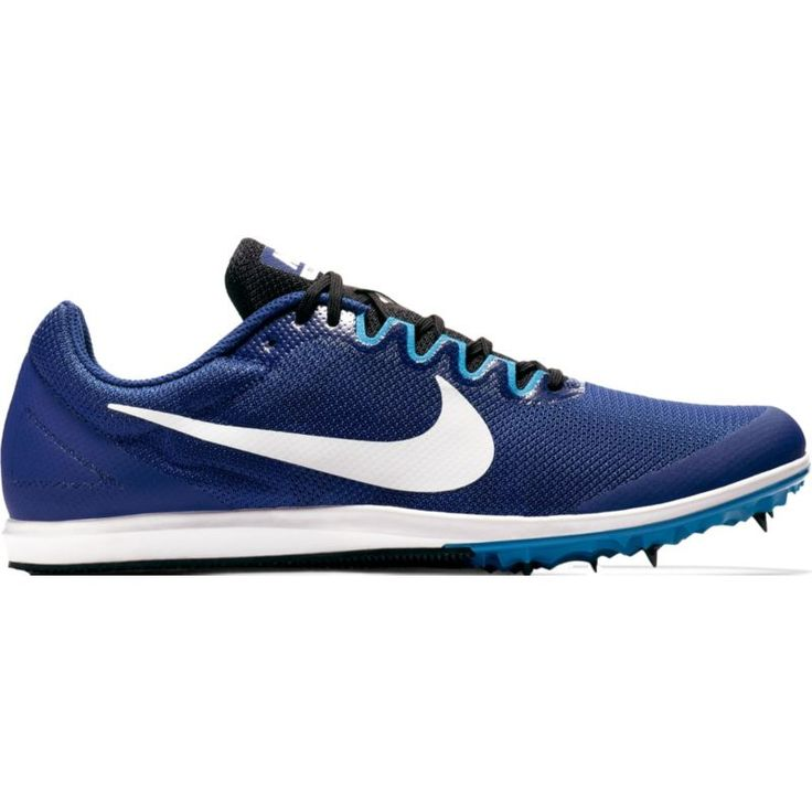 Nike Men's Zoom Rival D 10 Track and Field Shoes, Size: 12.0, Blue
