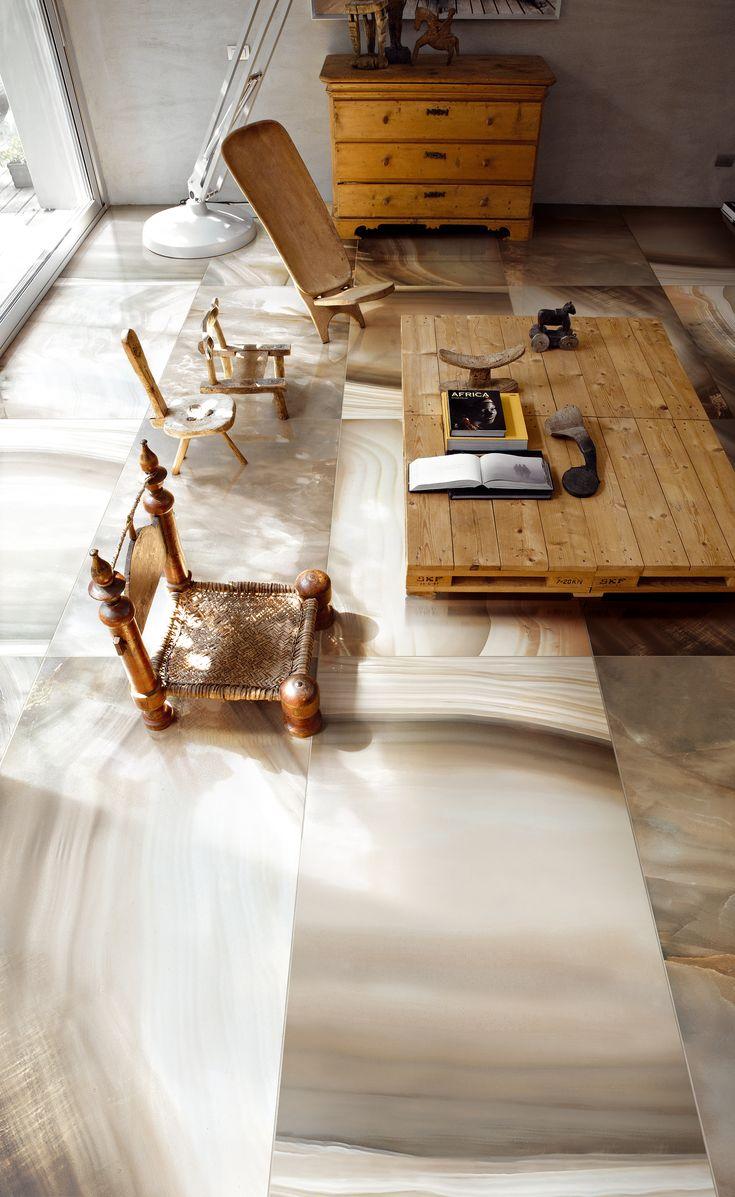 Alabastri di Rex Bamboo Lucido 80x180