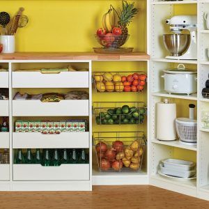Laundry Room Pantry Design