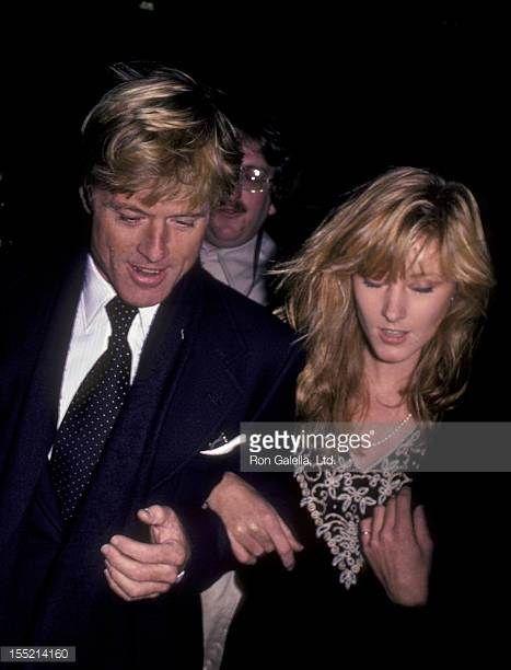 Robert Redford and his daughter Shauna (1960) mother is Lola van Wagenen