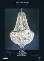 CHRISTOPH PALME Leuchten - Kristall-Leuchten Wohnraum, Kristall-Leuchten Objekt, Moderne Leuchten Wohnraum, Moderne Leuchten Objekt