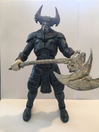 Comic Book Heroes 158671: Dc Multiverse Justice League Steppenwolf Candc Connect And Collect Baf In Stock -> BUY IT NOW ONLY: $74.95 on eBay!