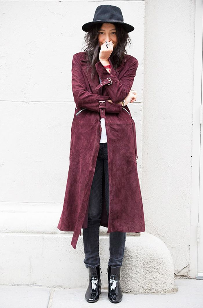15+Comfortable+(And+Cute!)+Thanksgiving+Outfit+Ideas+via+@WhoWhatWearUK