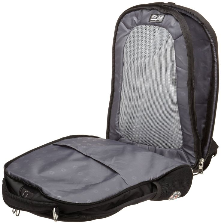 swissgear laptop backpack with scan smart feature