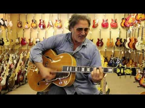 Frank Stallone playing 2 Stromberg Master 400 Guitars - Tronnixx in Stock - http://www.amazon.com/dp/B015MQEF2K - http://audio.tronnixx.com/uncategorized/frank-stallone-playing-2-stromberg-master-400-guitars/