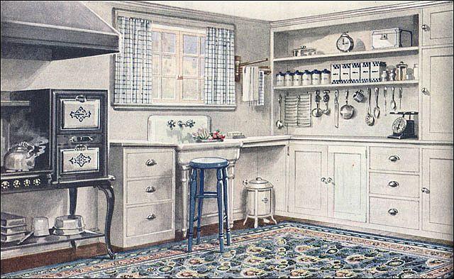 25 Best Ideas About 1920s Kitchen On Pinterest Hoosier Cabinet Green Cupboard Ideas And