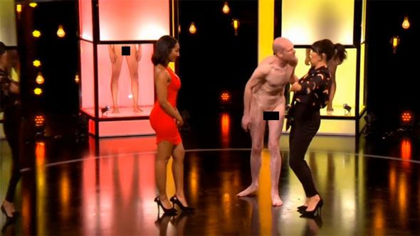 Naked Attraction's Anna Richardson SHOCKED as starkers man launches into awkward KISS - https://buzznews.co.uk/naked-attractions-anna-richardson-shocked-as-starkers-man-launches-into-awkward-kiss -