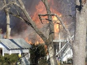 (RAIDERS NEWS UPDATE) -- Emergency RNN Update: Tom & Nita Horn's Historic Farm Home Burns To The Ground In Catastrophic Fire Tuesday. Everything From Family Heirlooms To Tom's Library Of Ancien...