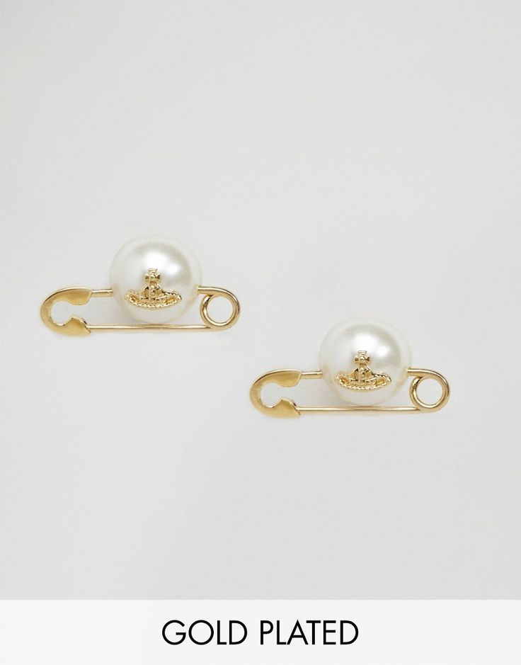 Vivienne Westwood Jordan Earrings