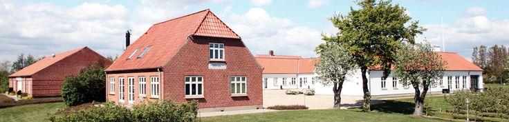 Schur's #konferencecenter i #Jylland http://www.schur.com/da/konferencecenter