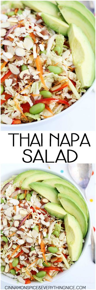 Thai Napa Salad