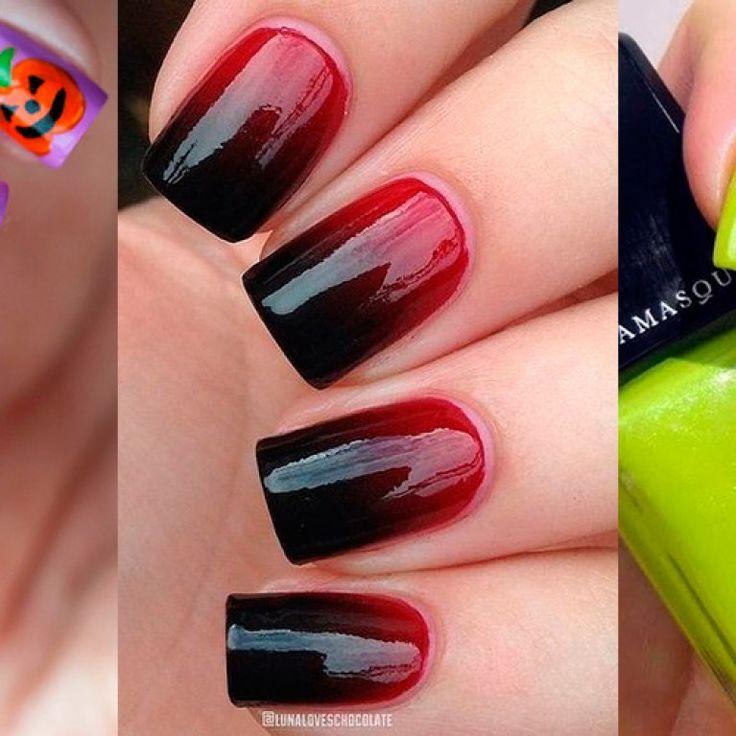 O Dia das Bruxas se aproxima e já demos dicas de looks incríveis com preto, laranja e roxo para você entrar no clima da festa mais ~assustadora~do ano...