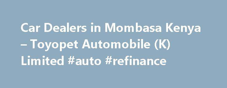 Car Dealers in Mombasa Kenya – Toyopet Automobile (K) Limited #auto #refinance http://auto.remmont.com/car-dealers-in-mombasa-kenya-toyopet-automobile-k-limited-auto-refinance/  #auto mobile # AUDI (1) BMW (3) HONDA (5) LAND ROVER (2) LEXUS (6) MAZDA (9) MCC (2) MERCEDES (4) MITSUBISHI (1) NISSAN (25) PORSCHE (1) SUBARU (8) SUZUKI (2) TOYOTA (203) [...]Read More...The post Car Dealers in Mombasa Kenya – Toyopet Automobile (K) Limited #auto #refinance appeared first on Auto&Car.
