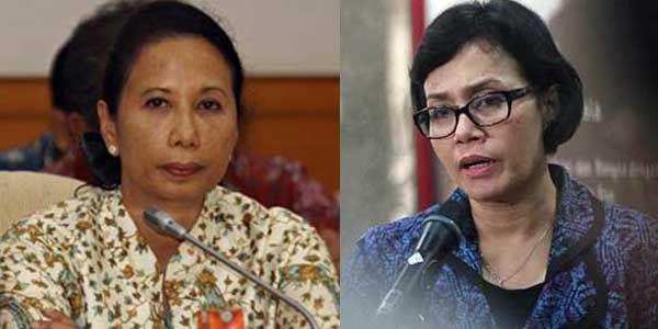 EKonomi Makin Liberal, BUMN Diliberalisasi: Rini Soemarno-Sri Mulyani Dalam Sorotan