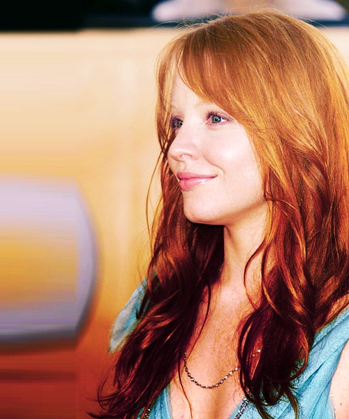 Lauren Ambrose (Claire Fisher en Six Feet Under)