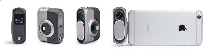 Products we like / Camera / i Phone / Ad on / DXO / Consumer electronics / at INSPIRED-CITY