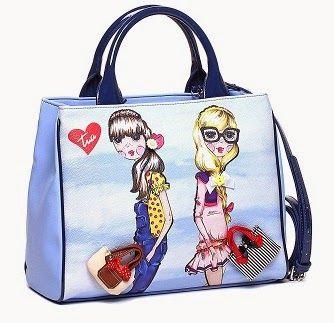 Fashionista Smile: Braccialini: Flower Express e Fashion Bloggers - Primavera 2014