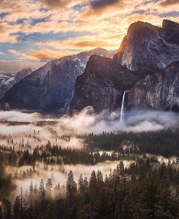 Yosemite National Park Vacations: 17 Best Images About Yosemite Private Tours On Pinterest