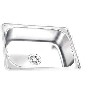 Futura Designer Single Bowl FS301 Kitchen Sinks