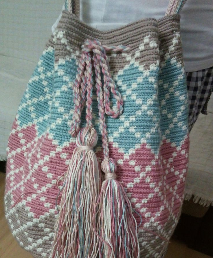 wayuubag handmade crochet
