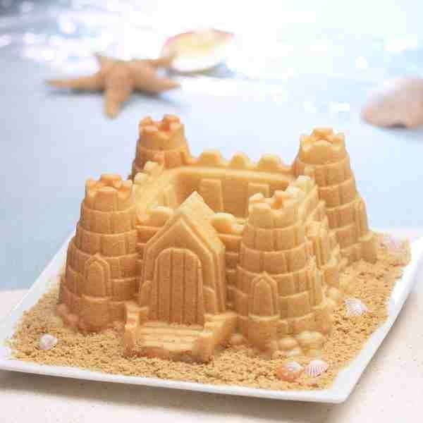 Best Sand Castle Cake Recipe With Bundt