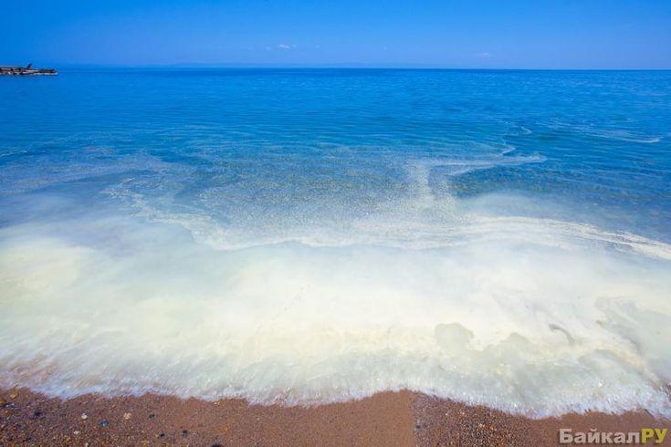 Фото озеро Байкал сравнимо с морем — Байкал