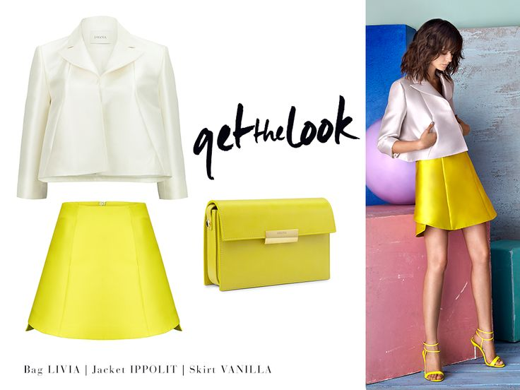 Hello New Season! Get La Mania's look and feel the Spring!