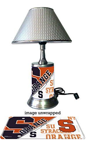 Syracuse Orange Desk Lamps | CompareBuffalo.com