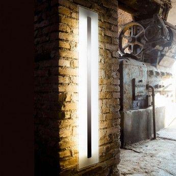 Nowoczesny kinkiet/plafon z serii Boss #Sforzin_Illuminazione #włoskie_lampy #oświetlenie #interior #piękne_wnętrze #szkło #glass #kinkiet #plafon #lapmy_kraków #abanet #abanet_lampy
