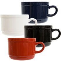 Bulk Stoneware Soup Mugs with Handles, 22 oz. at ...