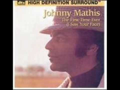 Johnny Mathis - Brian's Song (The Hands Of Time)