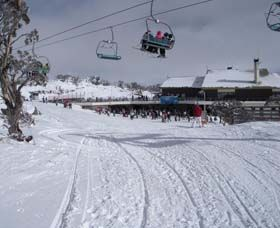 A day resort with ski hire, ski school and bistro - ski Perisher and Blue Cow on the one ticket - Blue Cow, NSW