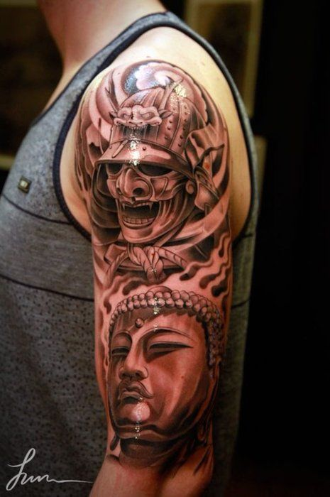 17 best images about tattoo art ideas on pinterest foo for Jun cha tattoos