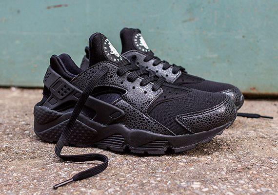 0c10f3fed14f black huarache shoes c19fd5fec05d07e3051c8b8d9f24ffe7 nike ...