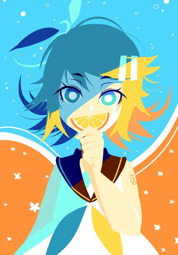 Kagamine Rin | Vocaloid