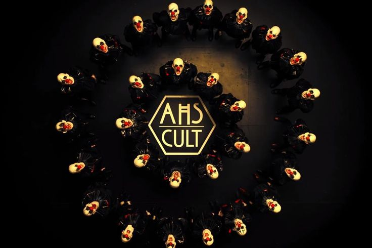 American Horror Story Season 7 Cult....not sure if i could handle the clowns....