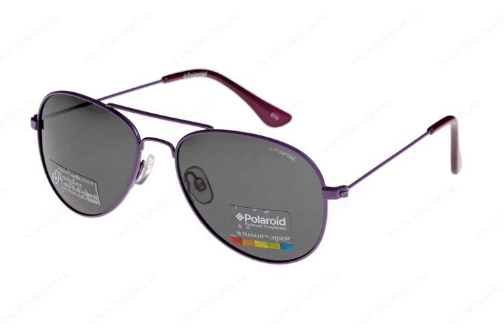 """Купить солнцезащитные очки POLAROID KIDS P0233 C6T в интернет-магазине """"Роскошное зрение"""""""