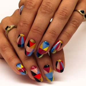 I voted to make Jessica Washick's Grown Woman design into a Scratch nail wrap!