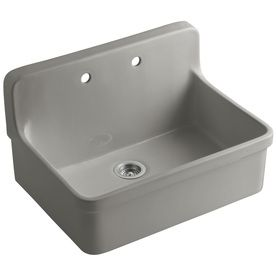 Utility Sink Porcelain : ... porcelain porcelain kitchen sink porcelain drop kitchen sinks cashmere