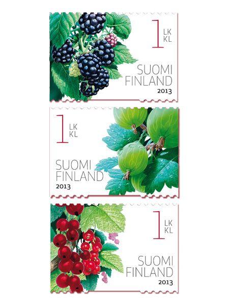 Vuoden kaunein postimerkki 2013