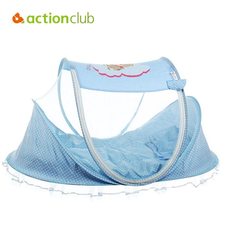 >> Click to Buy << Actionclub 0-2 Year Baby Crib Baby Bed Bassinet Portable Infantil Cots Pillow Mat Cradle Folding Baby Crib Netting Travel Cot #Affiliate