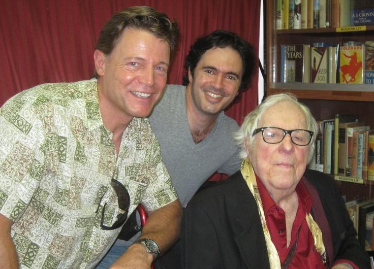 The Great Ray Bradbury and Brett Eric