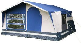Sunncamp Holiday 240 Trailer Tent