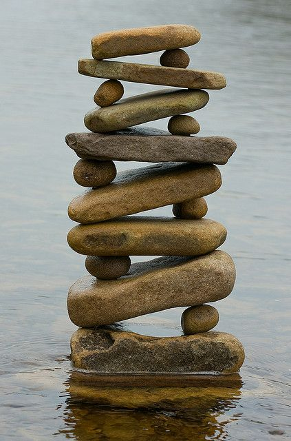 it is all about balance