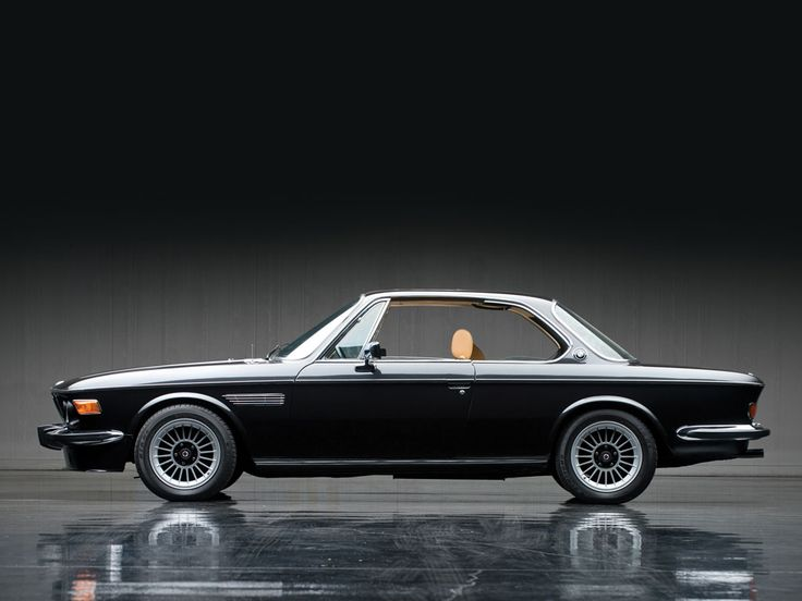1974 BMW 3.0 CS (The Don Davis Collection 2013 | Sold at RM AUCTIONS for $110.000)