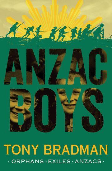 Barrington Stoke Fiction: Anzac Boys